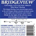 Bridgeview Riesling