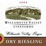 Willamette Valley Dry Riesling